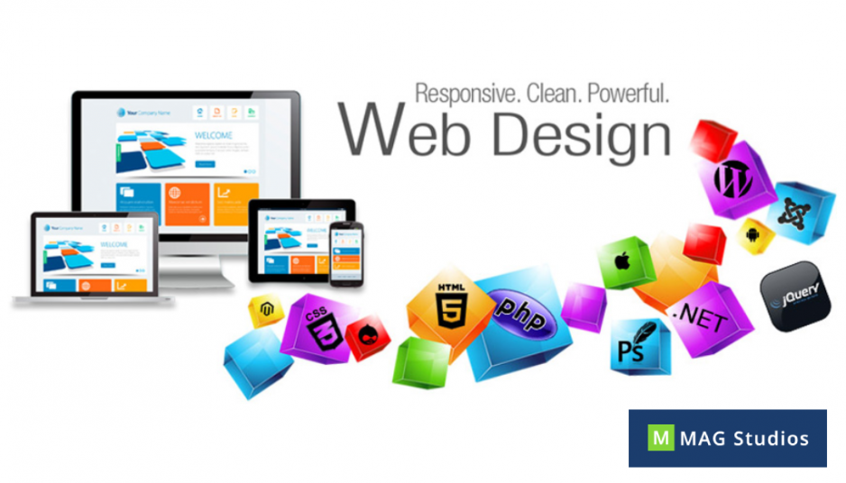 The importance of website design.