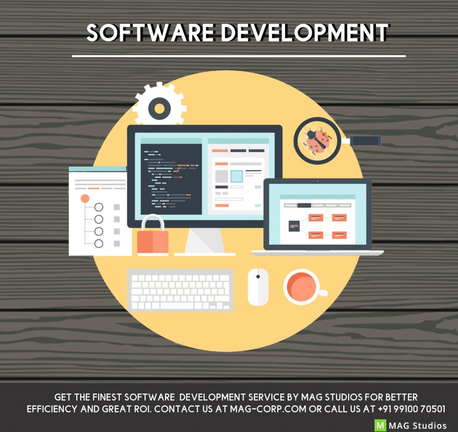 Software Development Services by MAG Studios