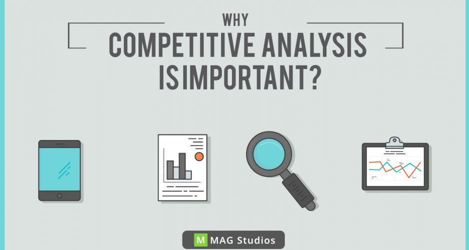 Why competitive analysis is important?- 4 Things to keep in mind