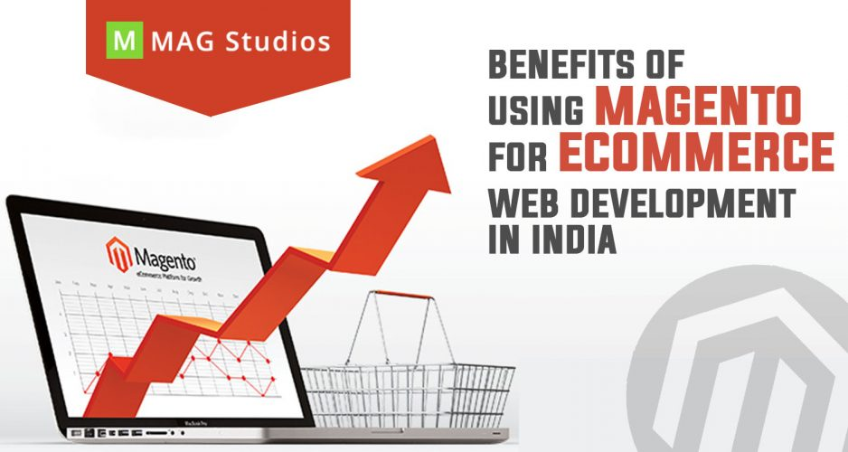Benefits Of Using Magento For Ecommerce Web Development In India