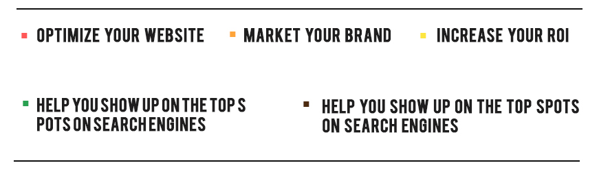Why isn't your brand making big? Where does it lack?